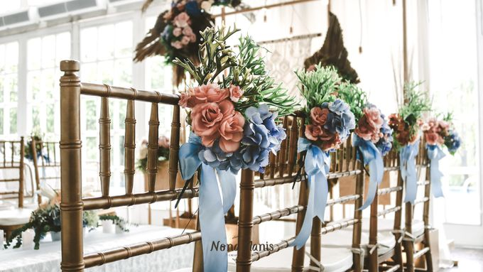 Tasha & Willie Engagement Decoration by Nona Manis Creative Planner - 003
