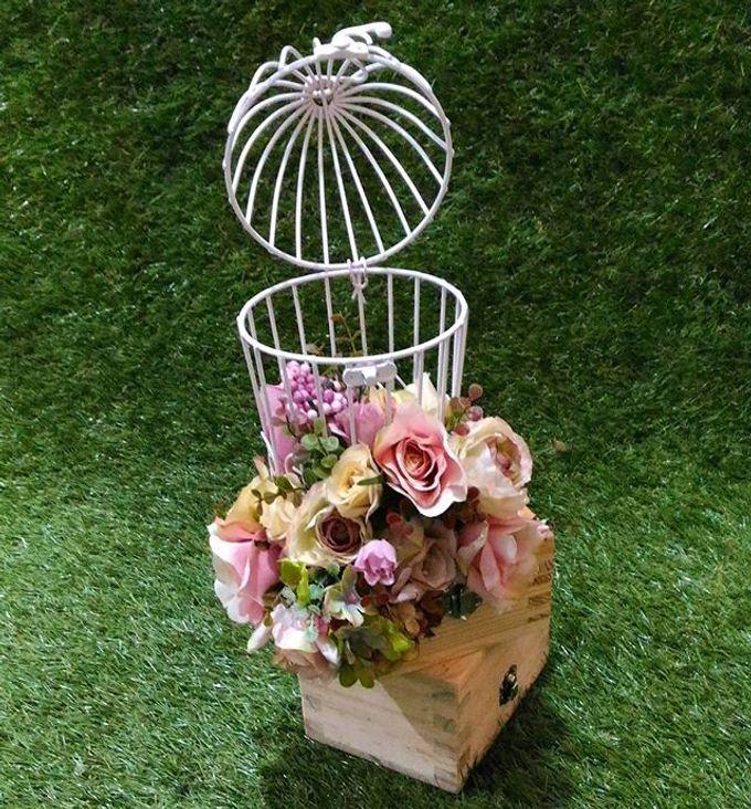Wedding ring box by Hana Seserahan - 033