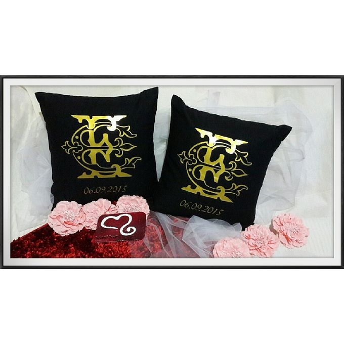Wedding Pillow by Sweetlovecollection - 014