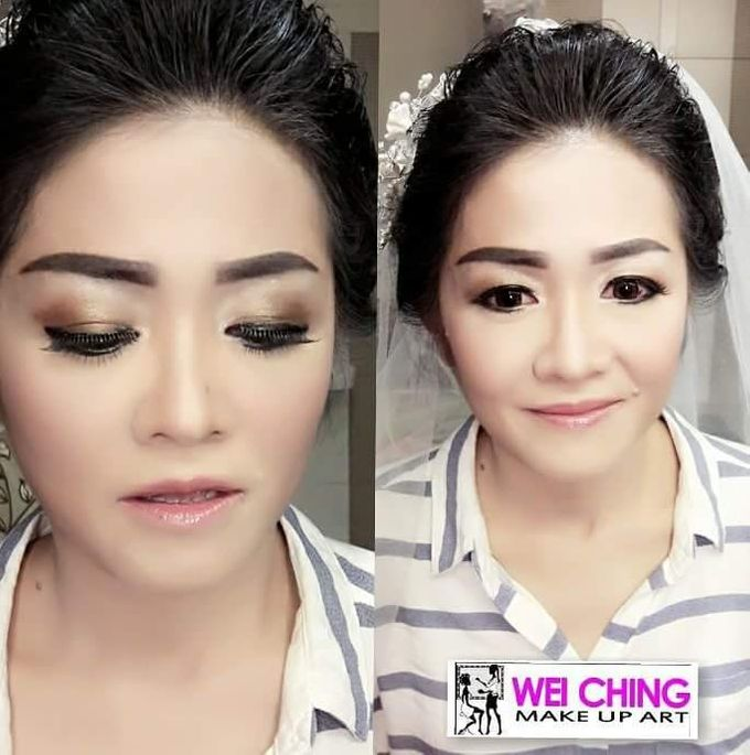 Wedding MakeUp N SulamAlis by Weiching Bridal Make Up - 017
