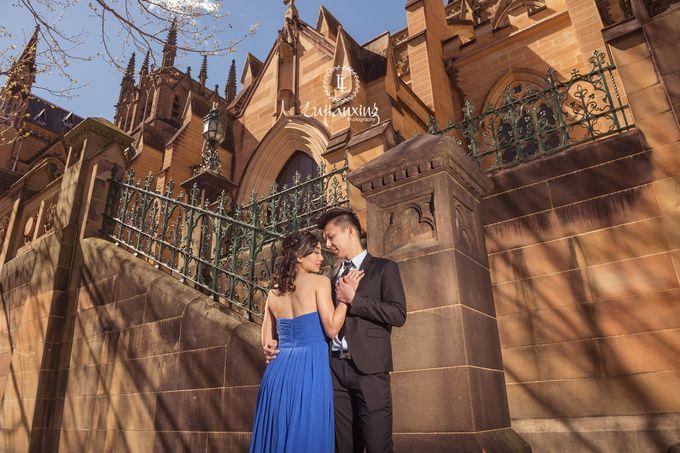 Australia Pre Wedding by Lavio Photography & Cinematography - 014