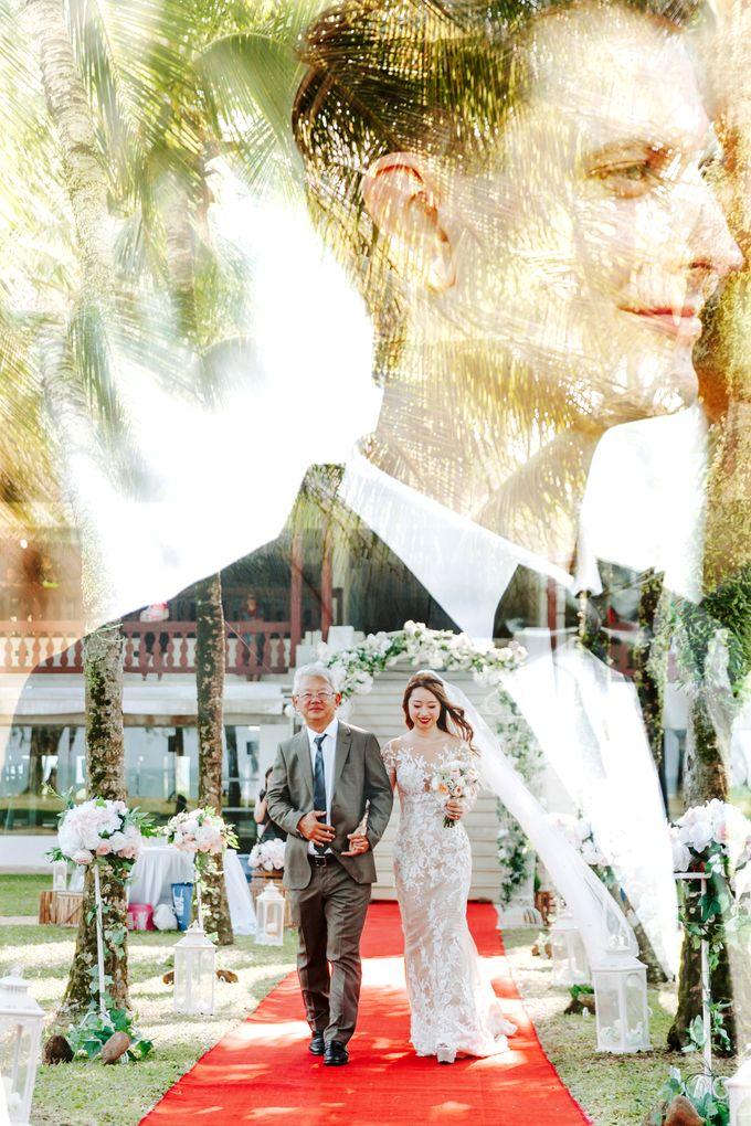 Club Med Cherating Beach wedding   Katelyn & Luca by JOHN HO PHOTOGRAPHY - 021