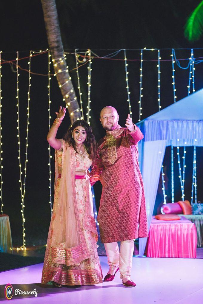 REEYA-ROBERT by Wedding By Neeraj Kamra - 002