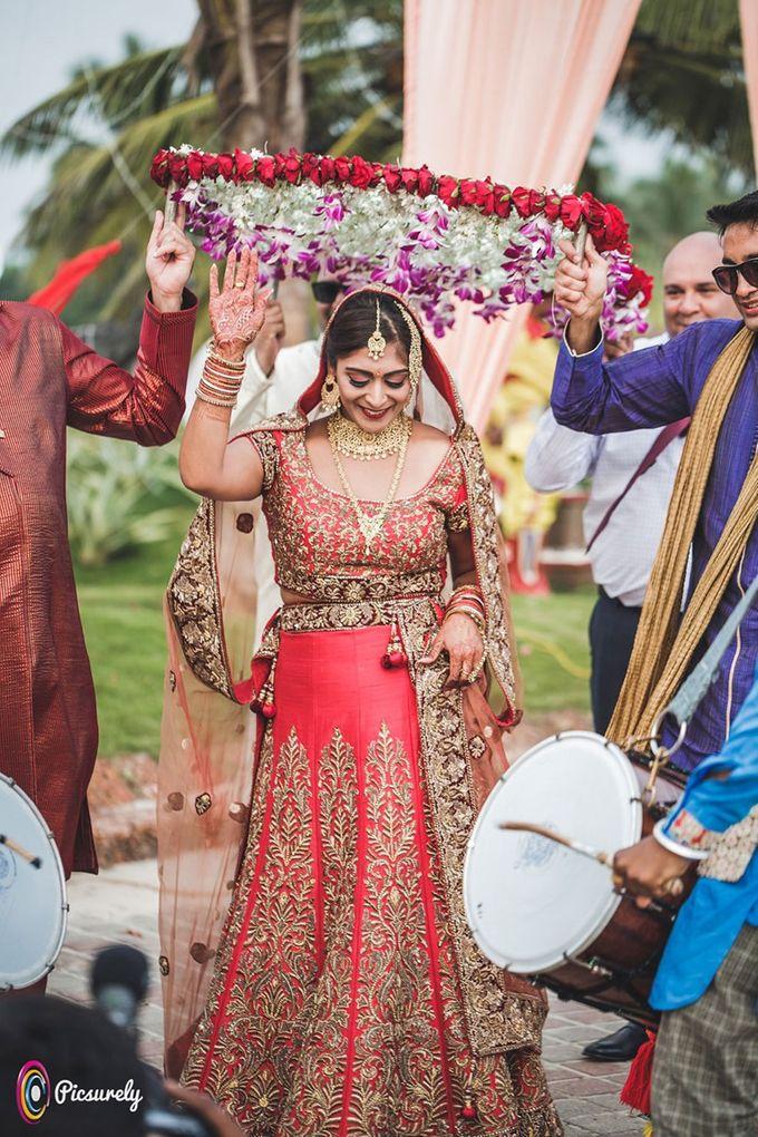 REEYA-ROBERT by Wedding By Neeraj Kamra - 004