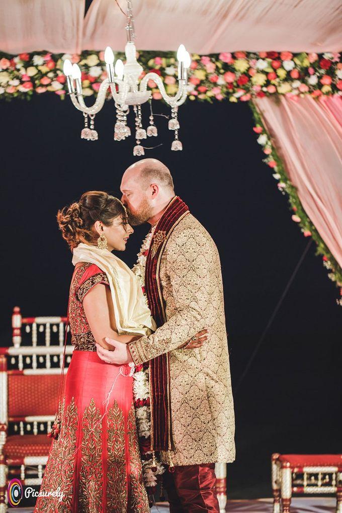 REEYA-ROBERT by Wedding By Neeraj Kamra - 001