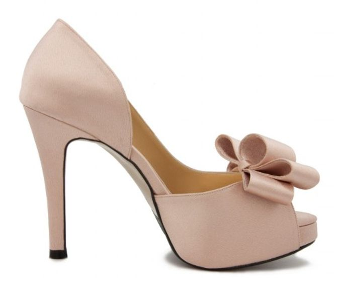 Custom made wedding shoes by Kate Mosella Custom Made Shoes - 003