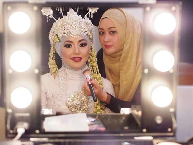 Wedding of Dhiana & Az by Amata Wedding - 007