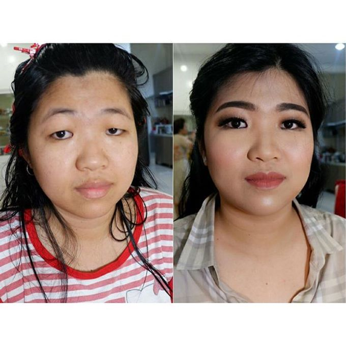 Makeup For Mom And Siblings by MakeupbyDeviafebriani - 005