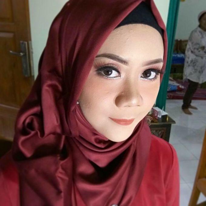 Peachy.Maroon Makeup by awmodis.makeup - 002