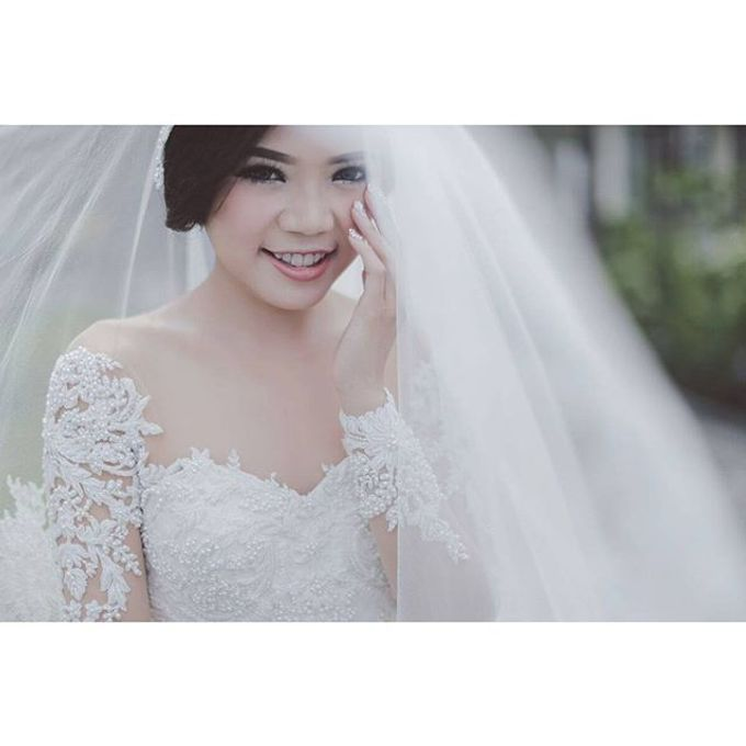 The Wedding of Galan & Widya by All Occasions Wedding Planner - 005