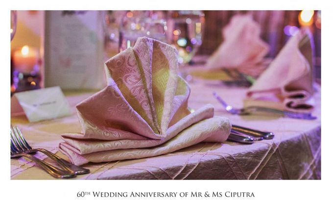 Ciputra 60th Wedding Anniversary by Culture Royale Catering - 040