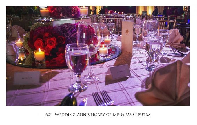 Ciputra 60th Wedding Anniversary by Culture Royale Catering - 039