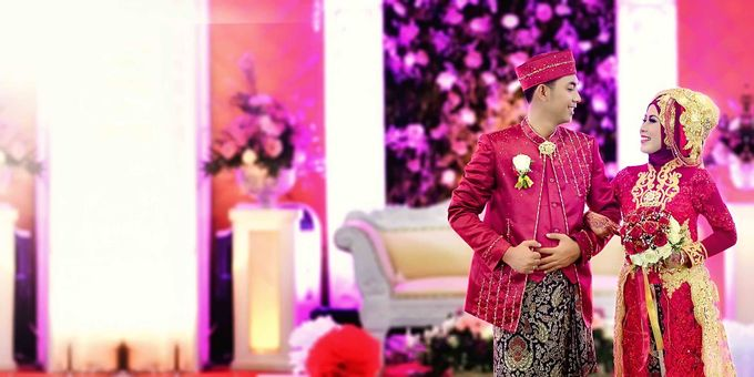 Wedding Of Nurma & Wisnu by GRAINIC Creative Studio - 010