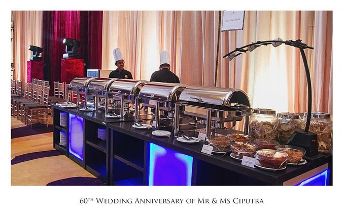 Ciputra 60th Wedding Anniversary by Culture Royale Catering - 041