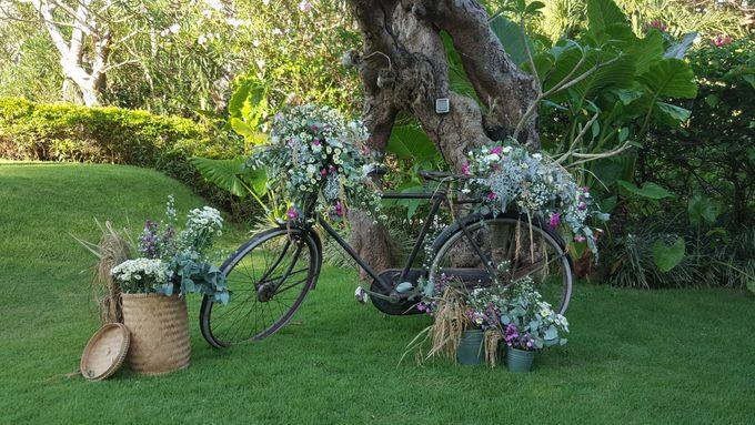 Sunset Garden Party by d'Oasis Florist & Decoration - 006