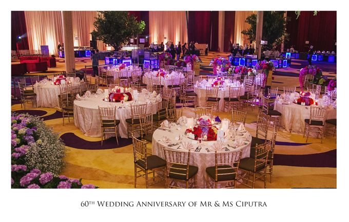 Ciputra 60th Wedding Anniversary by Culture Royale Catering - 042