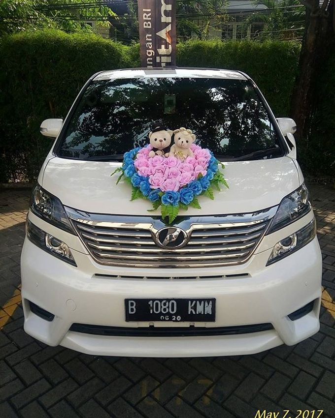 Wedding Car BK Rent Car by BKRENTCAR - 009