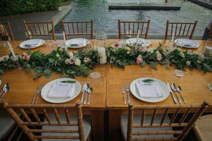 Sweet Garland Dinner by CITTA Wedding - 026