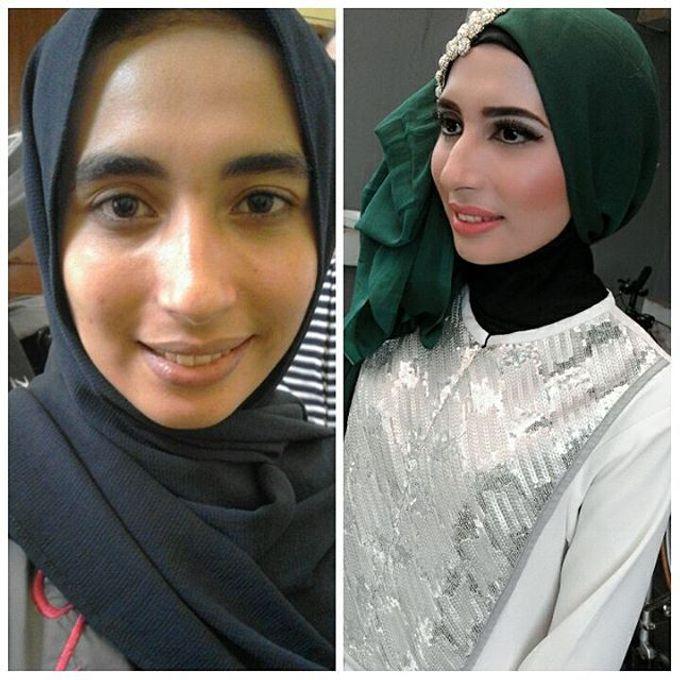Wedding Make Up, Graduation, And Engagement by qaylamakeup - 019