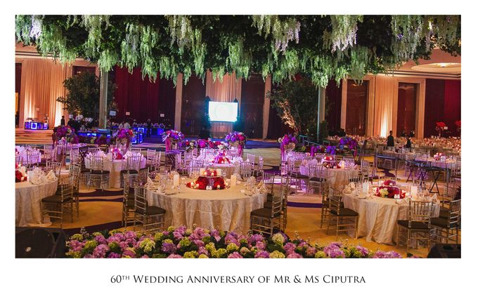 Ciputra 60th Wedding Anniversary by Culture Royale Catering - 043