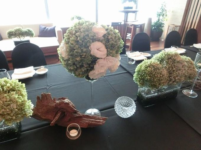 Events And Weddings by Bythian Florist - 012