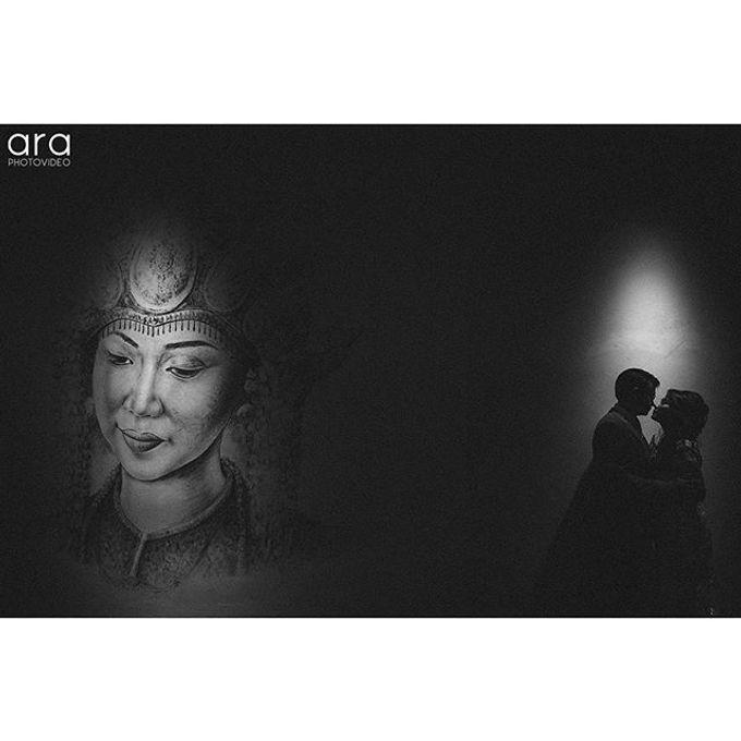 Bunga Rampai Wedding : Icha Ucok by ARA photography & videography - 002