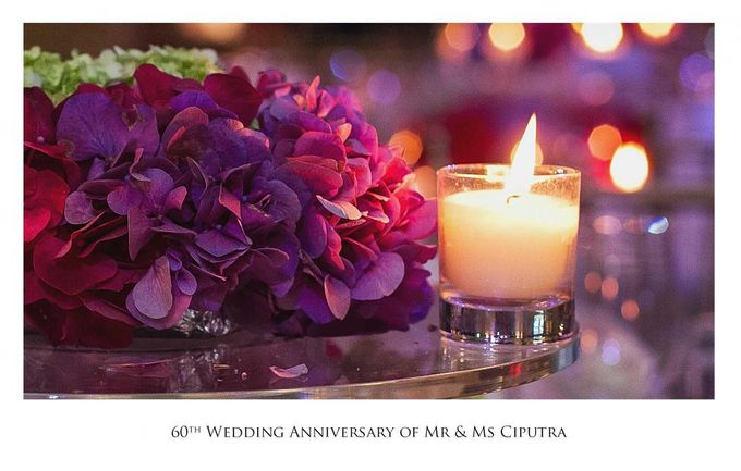 Ciputra 60th Wedding Anniversary by Culture Royale Catering - 038