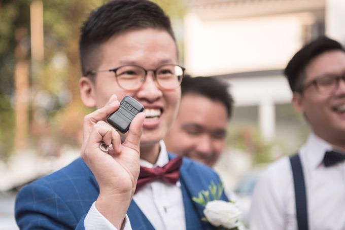 Actual Day Wedding - Xander & Jia Yi (Morning) by A Merry Moment - 027