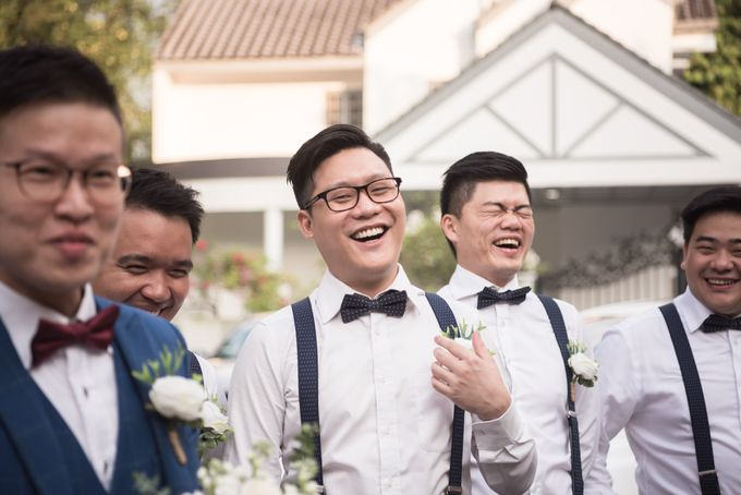 Actual Day Wedding - Xander & Jia Yi (Morning) by A Merry Moment - 028
