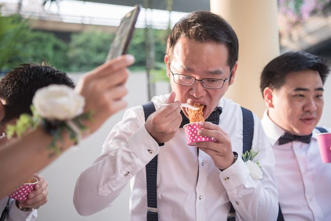 Actual Day Wedding - Xander & Jia Yi (Morning) by A Merry Moment - 034