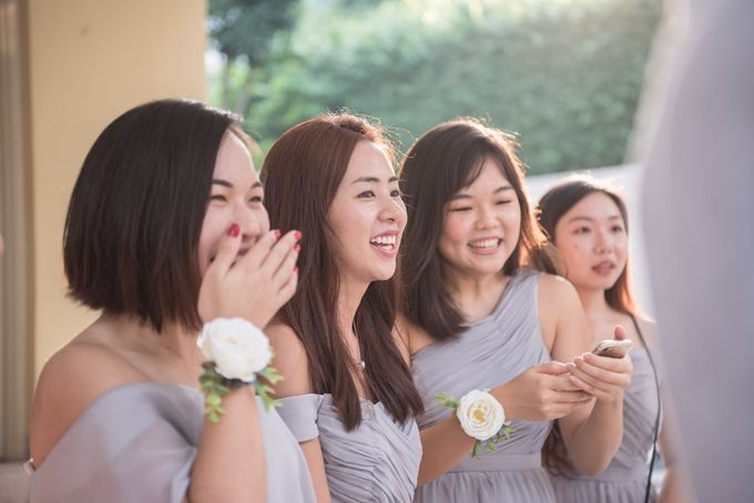 Actual Day Wedding - Xander & Jia Yi (Morning) by A Merry Moment - 037