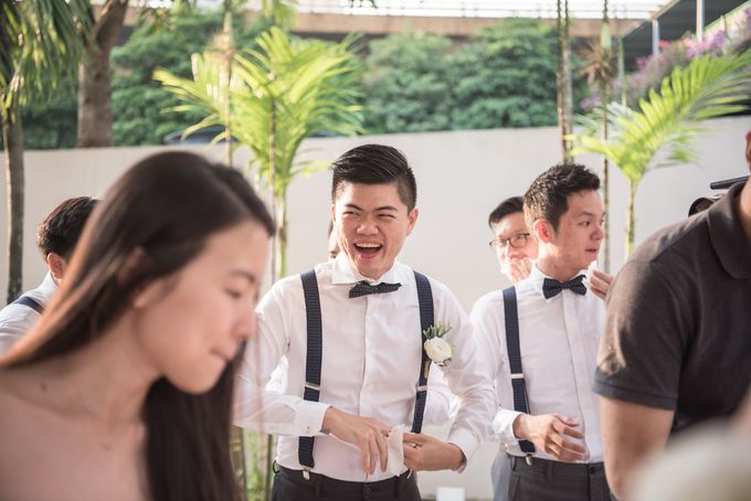 Actual Day Wedding - Xander & Jia Yi (Morning) by A Merry Moment - 038