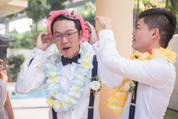 Actual Day Wedding - Xander & Jia Yi (Morning) by A Merry Moment - 040