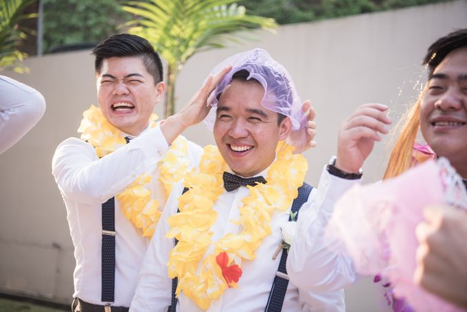 Actual Day Wedding - Xander & Jia Yi (Morning) by A Merry Moment - 042