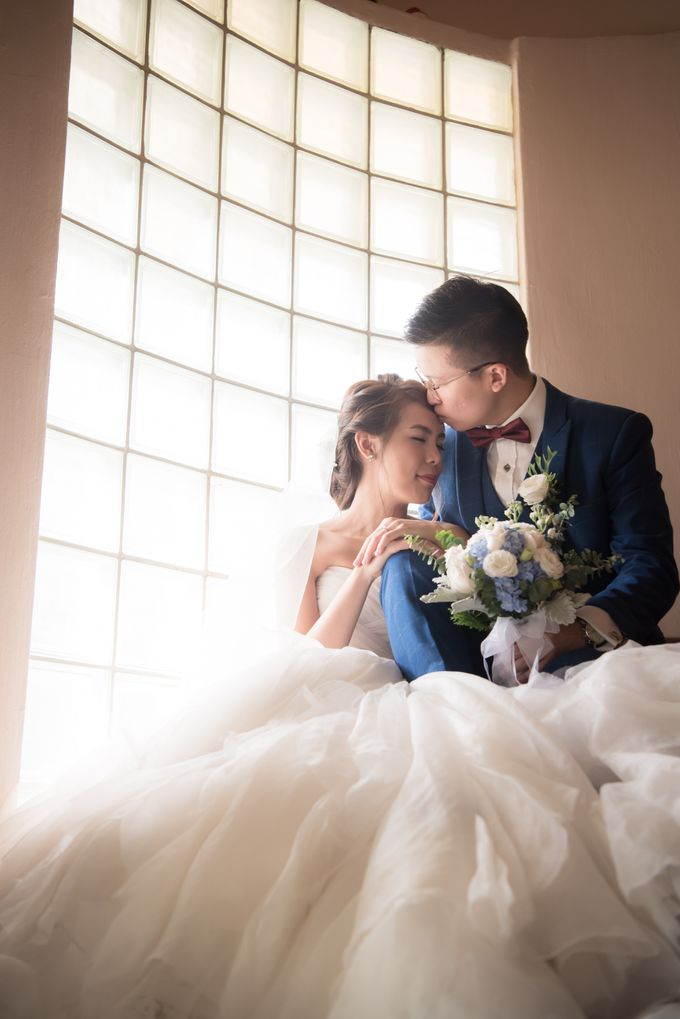 Actual Day Wedding - Xander & Jia Yi (Morning) by A Merry Moment - 047