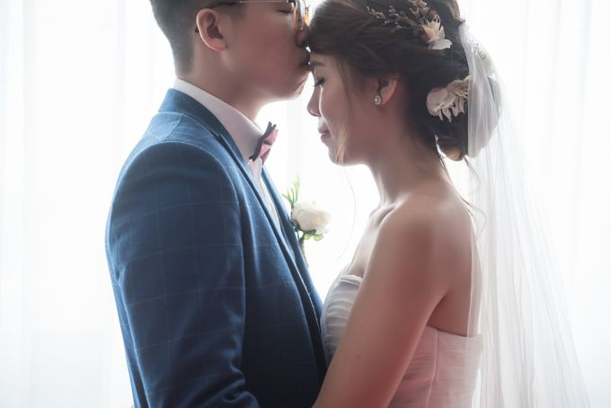 Actual Day Wedding - Xander & Jia Yi (Morning) by A Merry Moment - 050