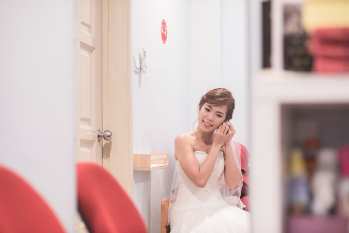 Actual Day Wedding - Xander & Jia Yi (Morning) by A Merry Moment - 018