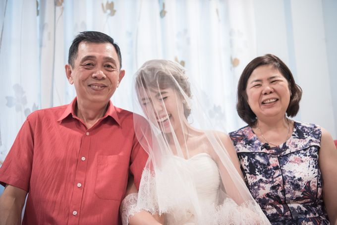 Actual Day Wedding - Xander & Jia Yi (Morning) by A Merry Moment - 019