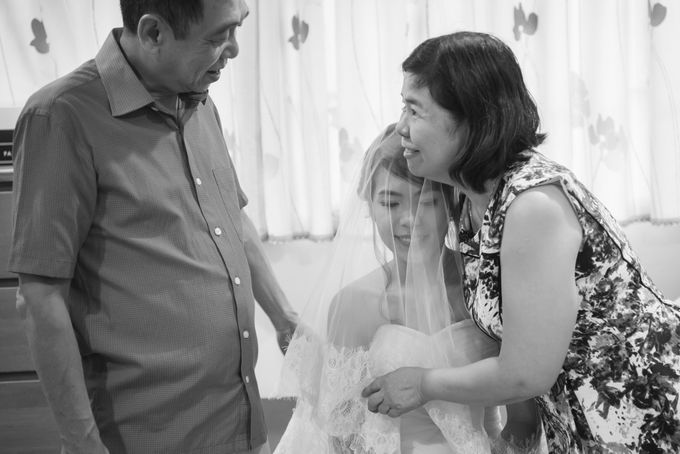 Actual Day Wedding - Xander & Jia Yi (Morning) by A Merry Moment - 020