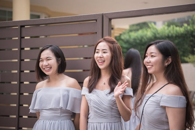 Actual Day Wedding - Xander & Jia Yi (Morning) by A Merry Moment - 024