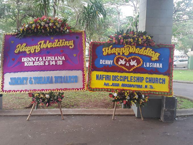 The Wedding Denny Oswaldo & Lusiana Tanudjaja by Red Hat Organizer - 014