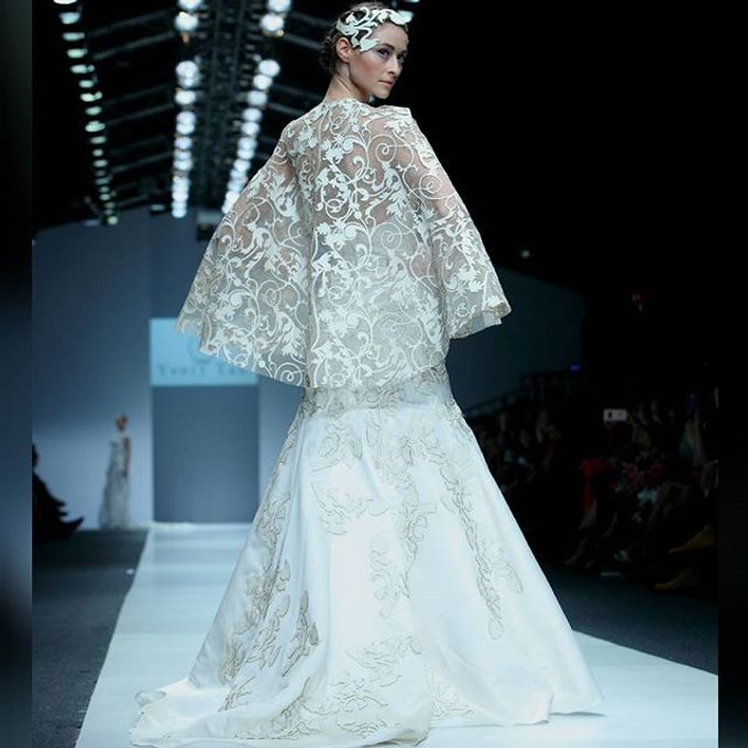Premium Wedding Gown Design by Tracy Bridal House - 004