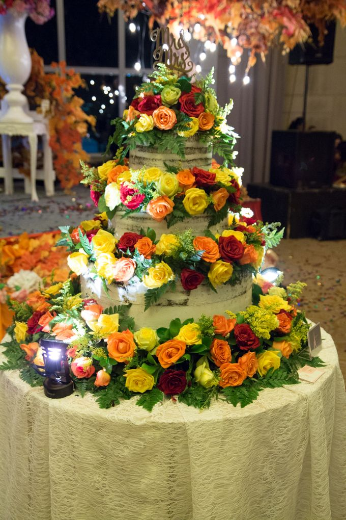 Wedding Andrianto & Melisa by Red Hat Organizer - 004
