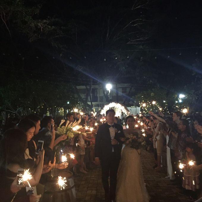 The Wedding Denny Oswaldo & Lusiana Tanudjaja by Red Hat Organizer - 007