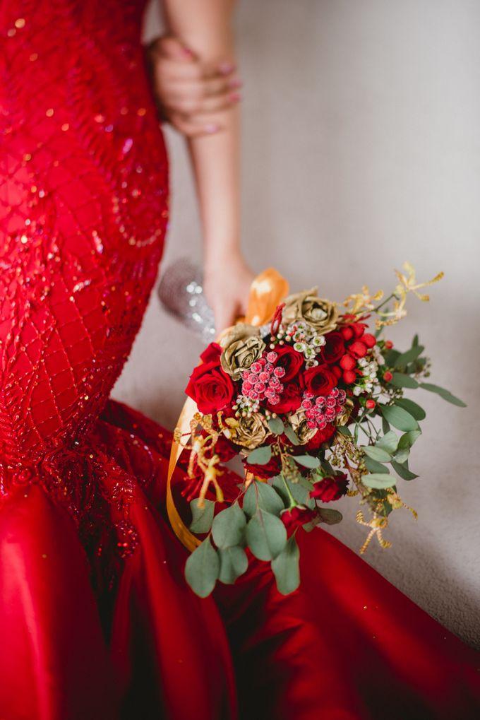 William And Jesica Engagement by Roseveelt Florist - 011