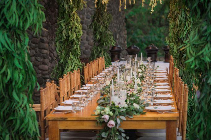 Sweet Garland Dinner by CITTA Wedding - 031