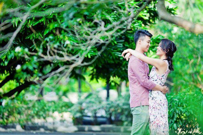Pre Wedding Shoot ♥Daryl & Iris by Gin Tan makeup artist - 007