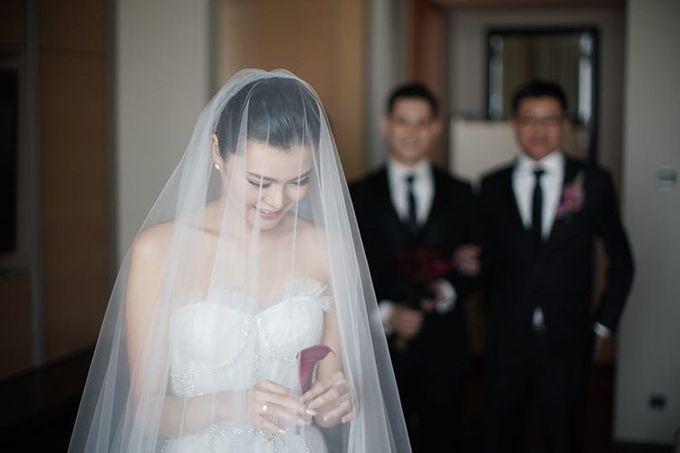 The Wedding Andrew & Caroline by Priscilla Myrna - 005