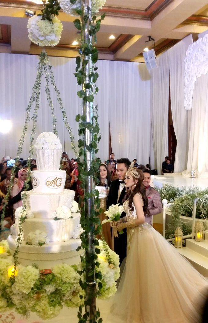 Adiezty Fersa & Gilang Dirga Wedding by Alfabet Catering - 004
