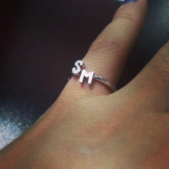 Name & Initial by DA Jewelry - 045